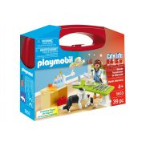 Playmobil - Skrzyneczka Weterynarz 5653