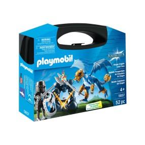 Playmobil - Skrzyneczka Rycerz i smok 5657