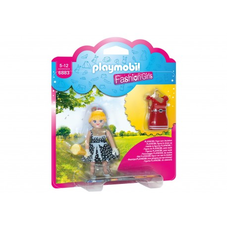 Playmobil - Fashion Girl - Lata 50 6883