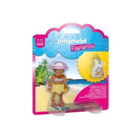 Playmobil - Fashion Girl - Plaża 6886