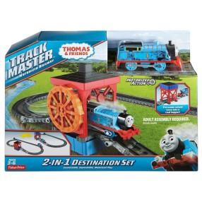 Fisher-Price Track Master - Zestaw startowy 2 w 1 DVF71