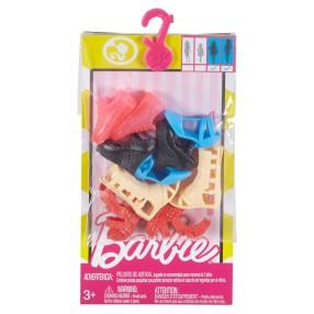 Barbie Fashionistas - Modne buty FCR93
