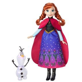 Hasbro Disney Frozen Kraina Lodu - Lalka Zorza polarna Anna B9200