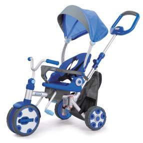 Little Tikes - Składany trójkołowy rowerek 4w1 Niebieski 640162