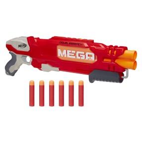 Hasbro Nerf N-Strike - Wyrzutnia MEGA Doublebreach B9789