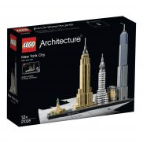 LEGO Architecture - Nowy Jork 21028