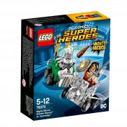 LEGO Super Heroes - Mighty Micros: Wonder Woman kontra Doomsday 76070