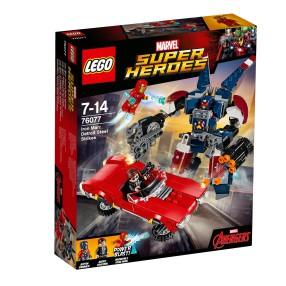 LEGO Super Heroes - Iron Man: Detroit Steel atakuje 76077