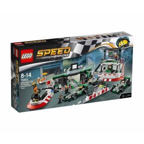 LEGO Speed Champions - Zespół Formuły 1 MERCEDES AMG PETRONAS 75883