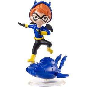 Mattel DC Super Hero Girls - Winylowe figurki Lalka Mini Batgirl DWC96