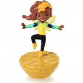 Mattel DC Super Hero Girls - Winylowe figurki Lalka Mini Bumblebee DWC99