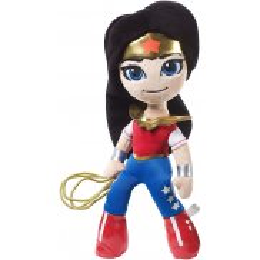 Mattel DC Super Hero Girls - Mini przytulanki Pluszowa Wonder Woman DWH56