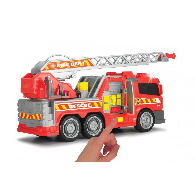 DICKIE 4648 ACTION SERIES Straż Pożarna Fire Fighter (36850)