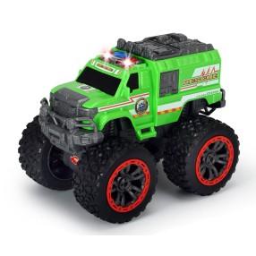 Dickie - Action Series Mountain Rescue Górski pojazd ratunkowy 3304003