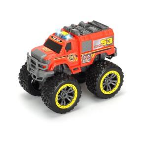 Dickie - Action Series Straż pożarna Flame Hunter 3304000