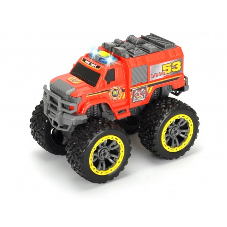 Dickie - Action Series Straż pożarna Flame Hunter 3304000