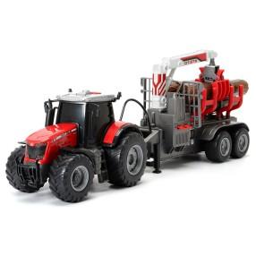 Dickie Farm - Traktor Massey Ferguson 8737 3737001