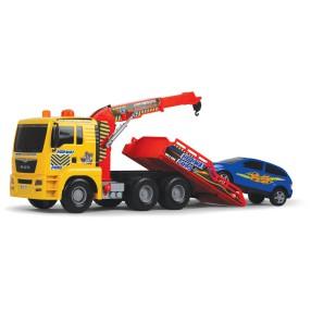 Dickie Air Pump - Pomoc drogowa, laweta z pompką 3809001