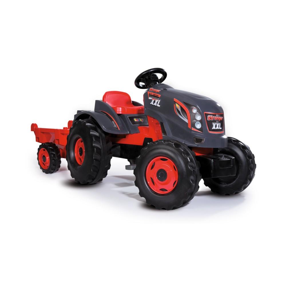 Smoby - Traktor XXL z przyczepą 710200