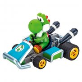 Carrera RC - Mario Kart 7 Yoshi 2.4GHz Servo Tronic 1:16 162061