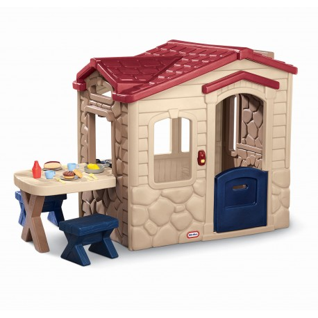 Little Tikes - Domek z Patio 170621