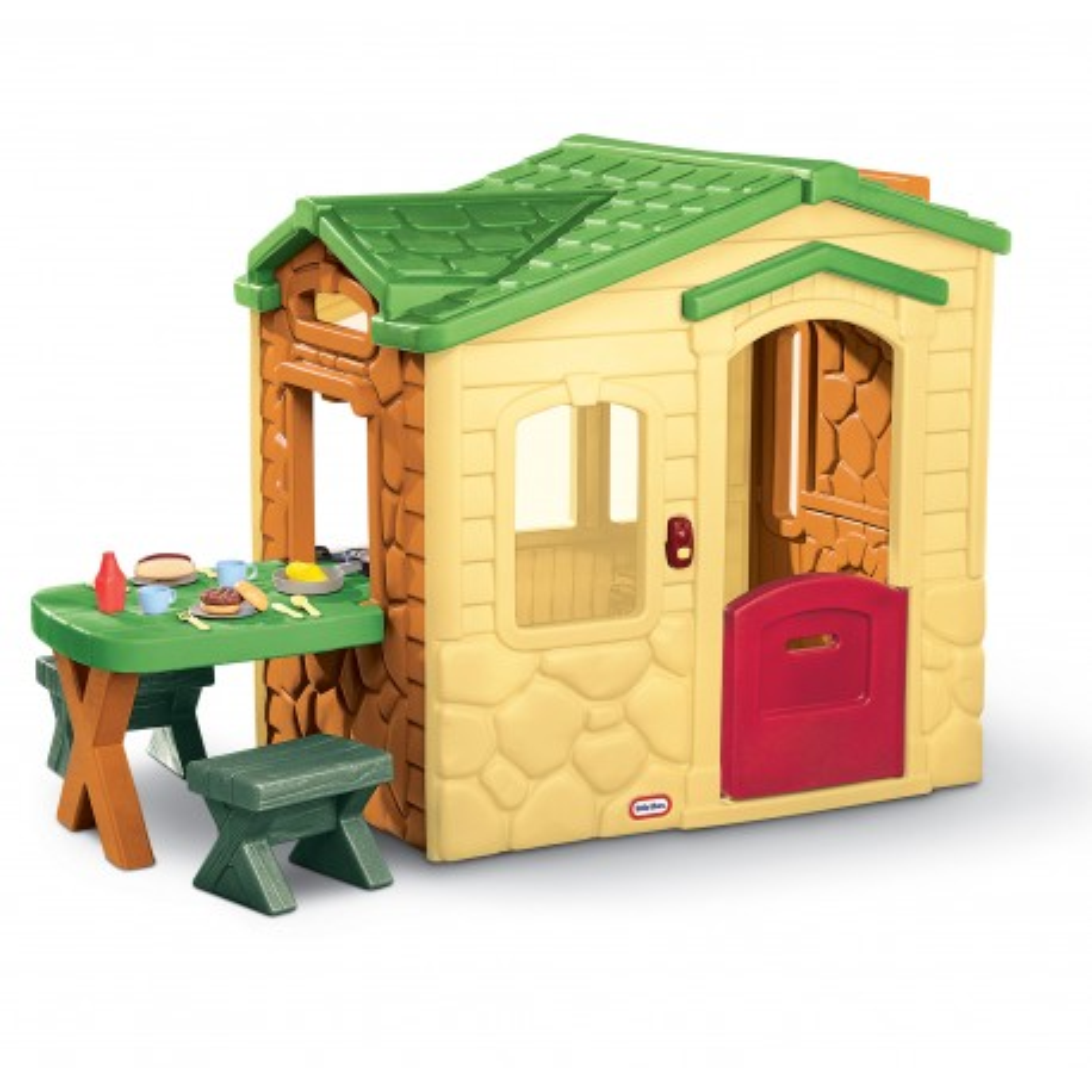 Little Tikes - Piknikowy domek do zabaw PATIO 172298