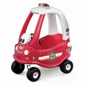 Little Tikes - Samochód COZY COUPE 30 rocznica Straż Pożarna 172502