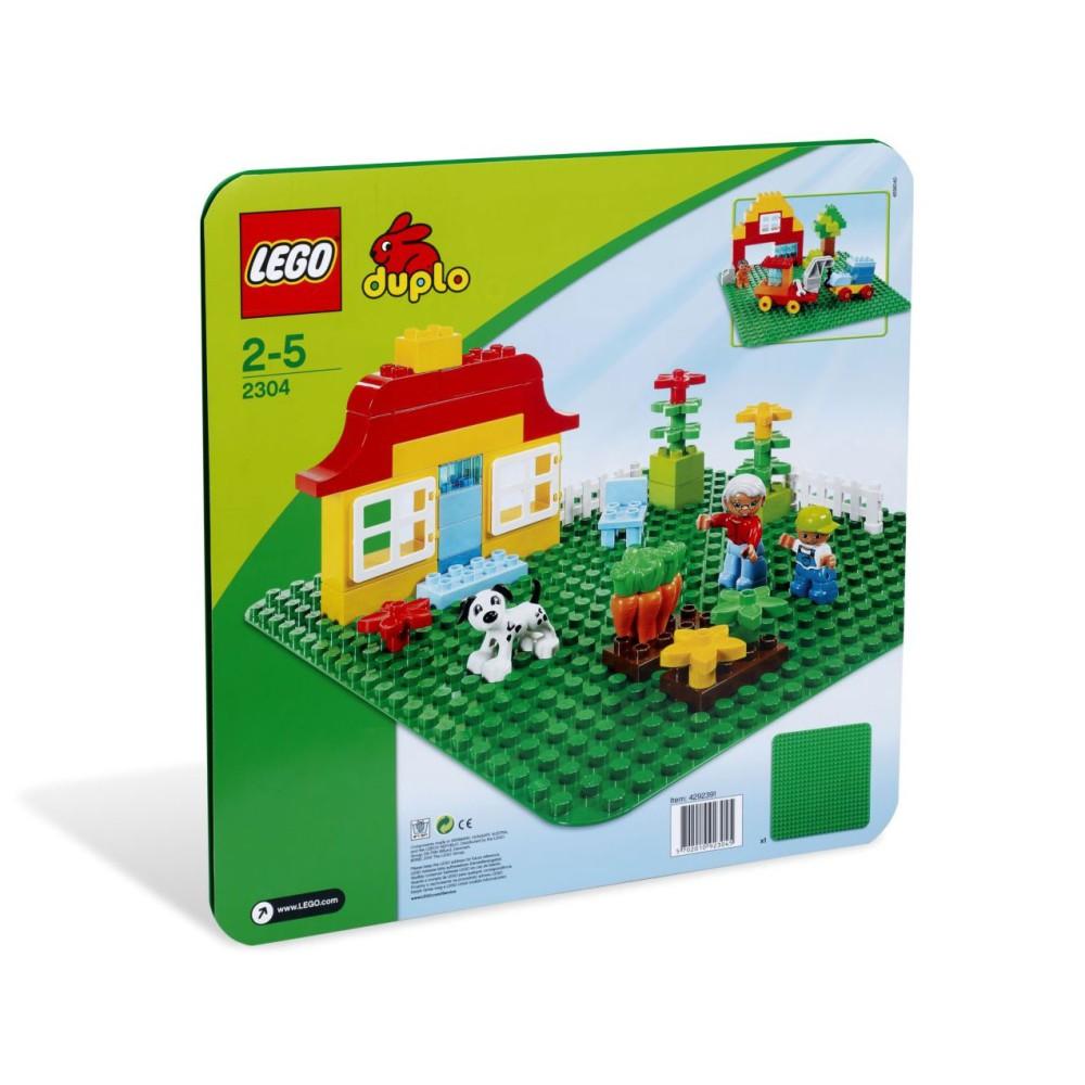 LEGO DUPLO - Duża płyta do budowania 2304