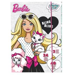 TM Toys - Szkicownik Barbie weterynarz DKC8166