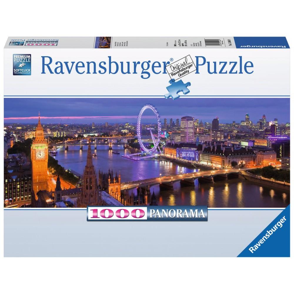 Ravensburger - Puzzle Londyn nocą 1000 elem. 150649