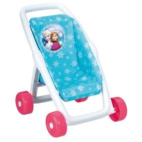 Smoby Kraina Lodu - Moja pierwsza spacerówka wózek Frozen 250245