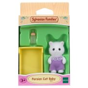 Sylvanian Families - Dziecko kotków perskich 5217