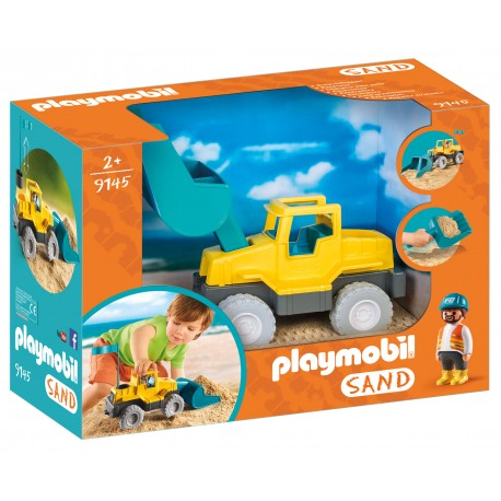 Playmobil - Koparka do piasku 9145