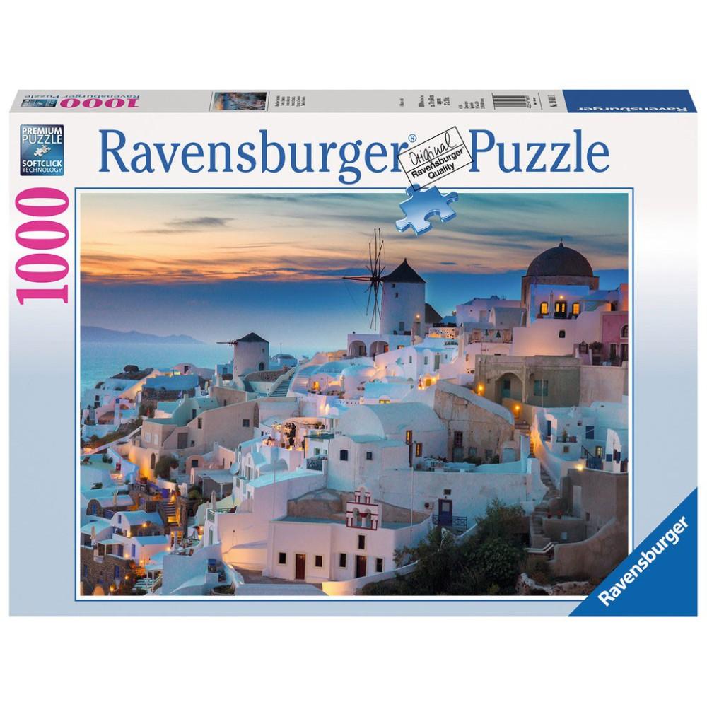 Ravensburger - Puzzle Santorini 1000 elem. 196111