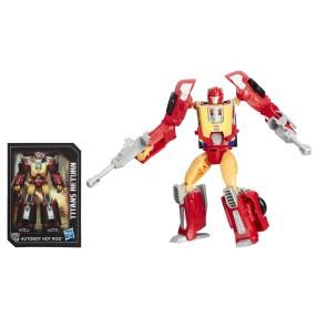 Hasbro Transformers Generations - Figurka Deluxe Hot Rod i Firedrive C0271