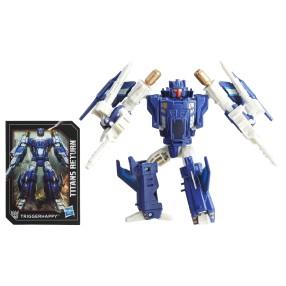 Hasbro Transformers Generations - Figurka Deluxe Triggerhappy i Blowpipe C0273
