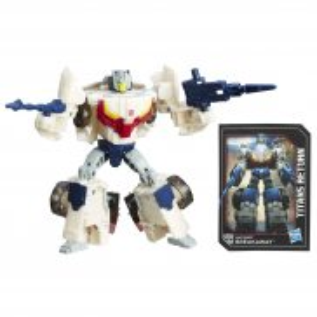 Hasbro Transformers Generations - Figurka Deluxe utobot Breakaway i Autobot Throttle C0274