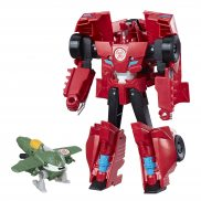 Hasbro Transformers RID - Activator Combiners Sideswipe i Great Byte C0905