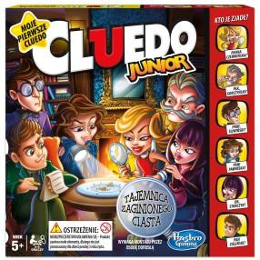 Hasbro - Gra Cluedo Junior C1293