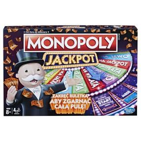 Hasbro - Gra Monopoly Jackpot B7368