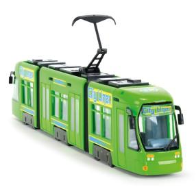 Dickie City - Tramwaj City Liner Zielony 3749005 B