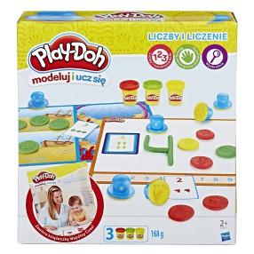 Play-Doh - Ciastolina Liczby i liczenie B3406