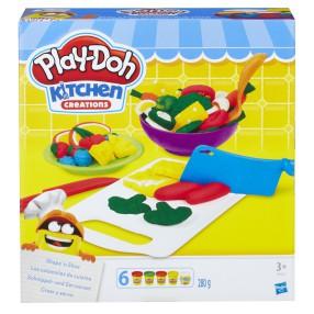 Play-Doh - Ciastolina Kreatywne deseczki B9012