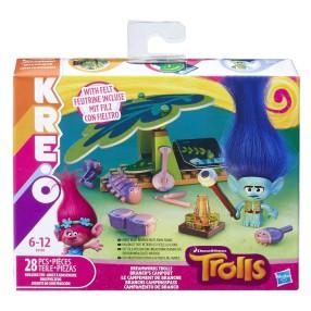 Hasbro Kre-O Trolle - Biwak Brancha B9988