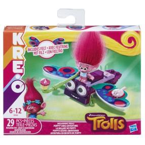 Hasbro Kre-O Trolle - Przygody Poppy B9989