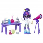 My Little Pony Equestria Girls Minis - Nauki ścisłe Twilight Sparkle B9483