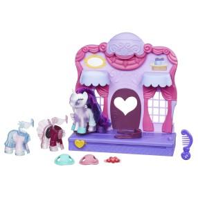 My Little Pony - Butik na Manehattanie Rarity