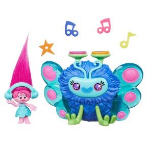 Hasbro Trolle - Zestaw Grająca DJ Poppy B9885