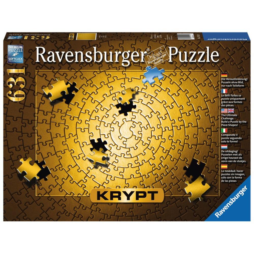 Ravensburger - Puzzle Złota krypta 631 elem. 151523