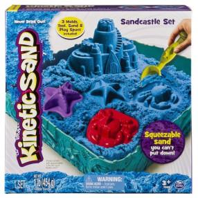 Kinetic Sand - Podwodny świat Piasek kinetyczny niebieski 454g 20078908